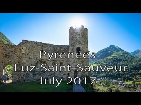 Pyrénées - Luz-Saint-Sauveur - July 2017