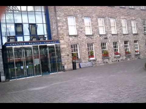 Dublin-Chester Beatty library