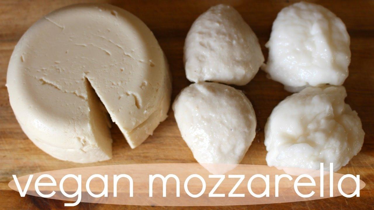 Vegan Mozzarella Recipe Amp Taste Test W Plantriotic