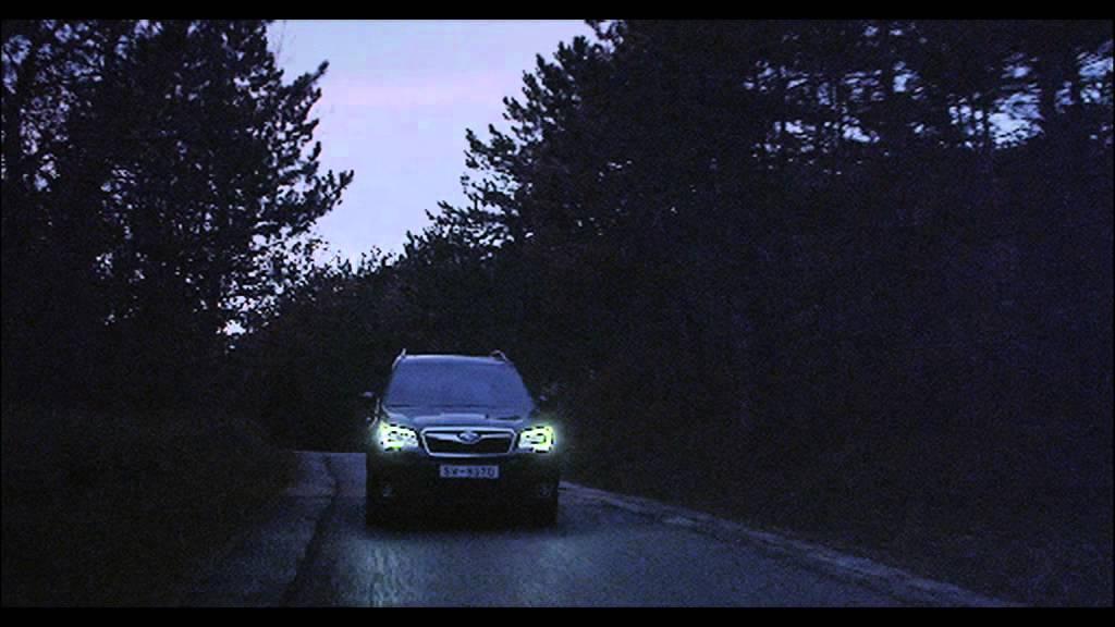 Yeni Subaru Forester tüm özellikleriyle yolda test ediliyor