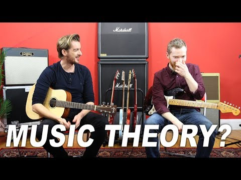What Music Theory Do You NEED To Know?