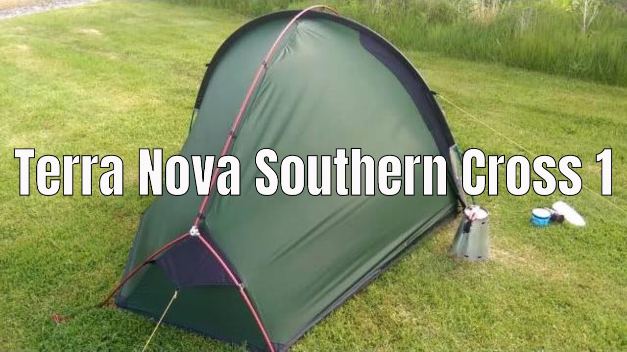 & Sandwood Bay with the Terra Nova Southern Cross 1 Tent - YouTube
