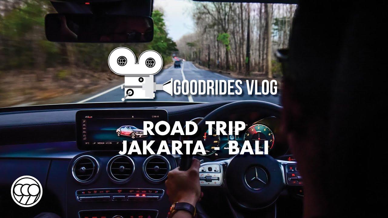 GOODRIDES VLOG // ROAD TRIP JAKARTA - BALI