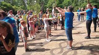 timmerweek vrijdag dansje organisatie 2019