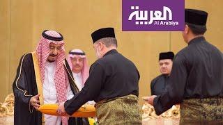 جولة الملك سلمان الآسيوية بالخارطة والأرقام