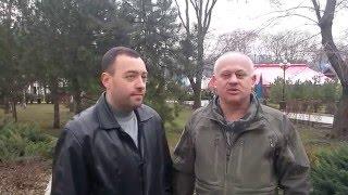 Совместное поздравление с Масленицей Одесского и Днепропетровского сопротивления жителей Новороссии.