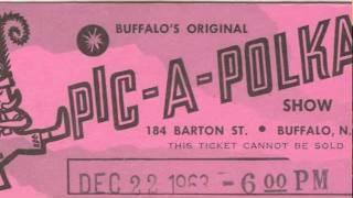 WGR-TV, Pic-A-Polka Show, Buffalo, New York