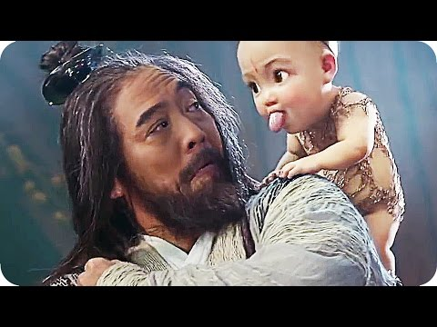 LEAGUE OF GODS Trailer (2016) Jet Li...