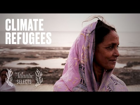 Climate Refugees in the Indian Sundarbans Struggle to Survive