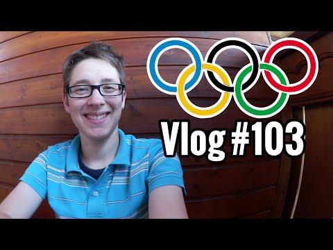 Vlog #103 - Fairness und Ehrgeiz (im Sport)   Olympia