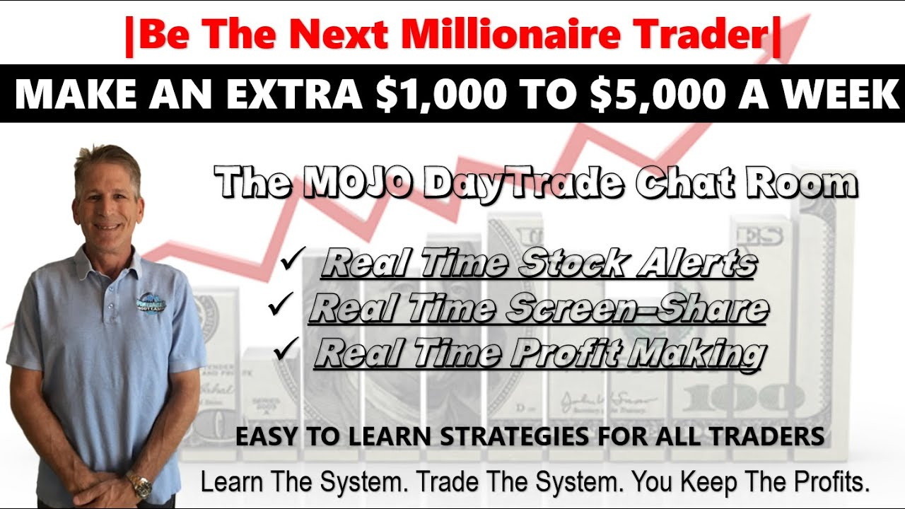 One of my best daytrading shows - all live!!