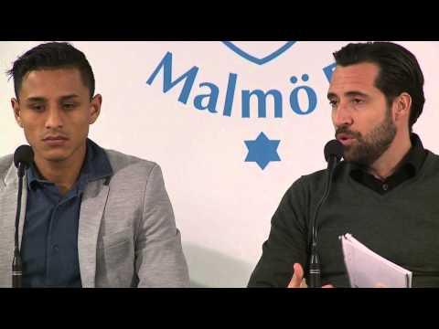 Yoshimar Yotún ny vänsterback i Malmö FF
