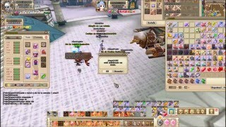 Grand Fantasia PT- duelos 70 Gunes/moments zueira #44