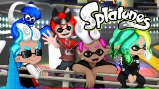 Splatunes - Party Members - Everytime We Splat! *BONUS SONG*