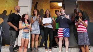 Live #Ham4Ham 8/24/16 -- Go For The Gold