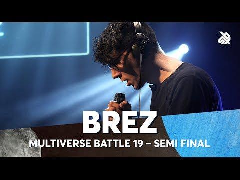 BREZ | Multiverse Beatbox Battle 2019 | Semi Final Showcase