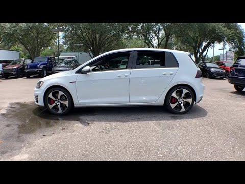 2015 Volkswagen GTI Gainesville, Ocala, Jacksonville, Lake City, Valdosta, GA 081407