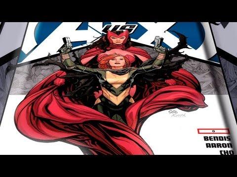Avengers vs X-Men [Español] Round #0