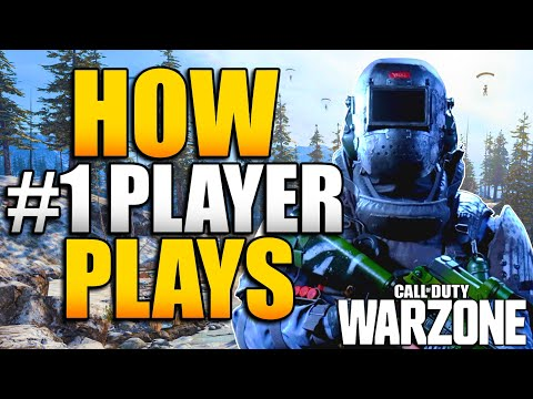 How Top Player Sets Solo World Record in Warzone | Top Tips for More Wins in Modern Warfare BR - JGOD