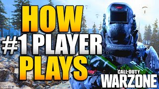 How Top Player Sets Solo World Record in Warzone | Top Tips for More Wins in Modern Warfare BR