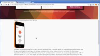 Практика HTML5 и CSS3. Урок №5. Стили основного контента. (Андрей Бернацкий - WebForMySelf)