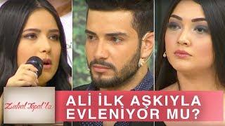 Zuhal Topal'la 203. Bölüm (hd) | Ali İlk Aşkı Nurlana İle Evleniyor Mu?