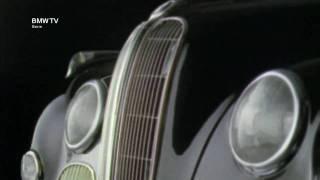 BMW Legenden: Der BMW 501.