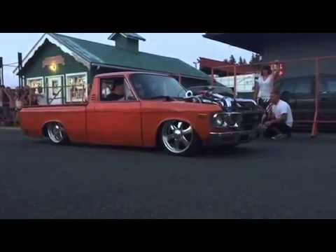 Twin Turbo Chevy Luv