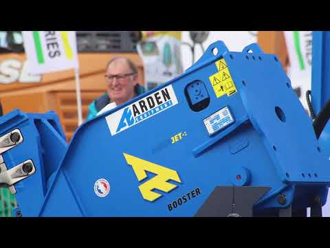 Demolition TV - Arden Equipment At Bauma