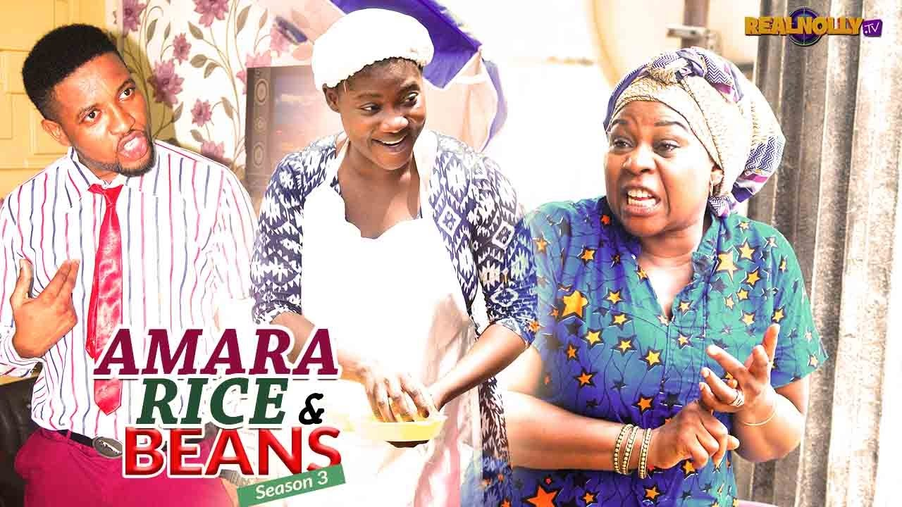 Download 2016 Latest Nigerian Nollywood Movies - Amara Rice And Beans 3