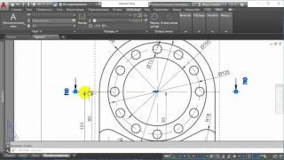 Как с 3D модели получить чертежи в AutoCad