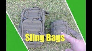 Sling Bags - (M)eine Meinung...