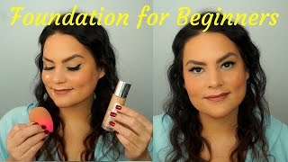 foundation routine for beginners clinique beyond perfecting foundation   melissa chee