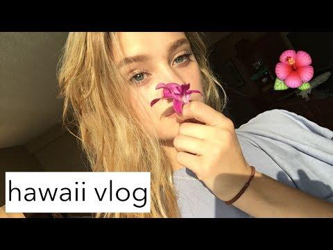MY TRIP TO HAWAII!