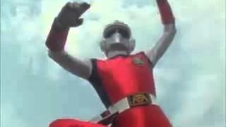 Super Sentai - Red Warriors Roll Call