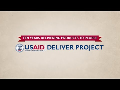 Ten Years Delivering Products to People - USAID | DELIVER PROJECT