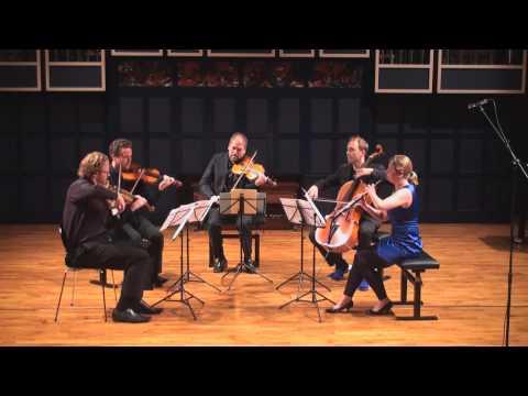 Arthur Bliss: Quintet for Oboe and String Quartet