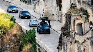Riprese 007 a Matera 8/2019 - NO TIME TO DIE (Bond 25)