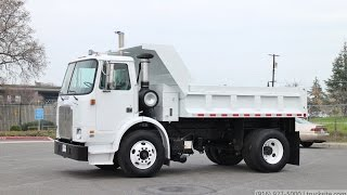 1993 Volvo WX42 5 Yard Dump Truck for sale