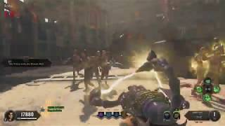 - How to Build the Death of Orion/Serket's Kiss IX WONDER WEAPON ZOMBIES BO4 -