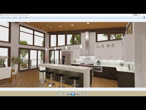 8-1 Kitchen Part 1 Room Layout, Cabinets, Dimensions - Breckenridge Home Design