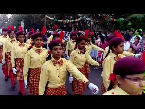 Republic Day Parade at Bandstand Bandra