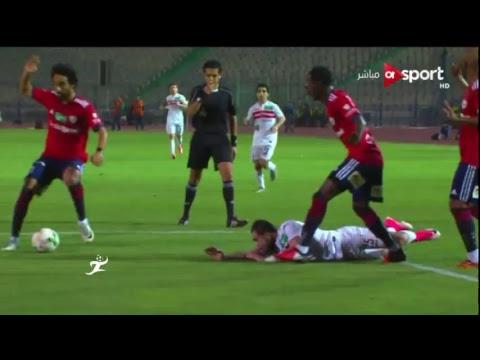البث المباشر لمباراة الزمالك vs النصر  | الجولة الـ 9 الدوري المصري