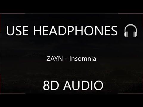 ZAYN - Insomnia 8D  🎧
