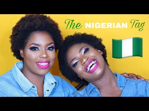 THE NIGERIAN TAG ~NIGERIANS LIVING IN NIGERIA