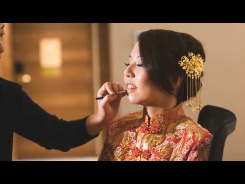 Cherrie + Guang Ming Wedding Montage