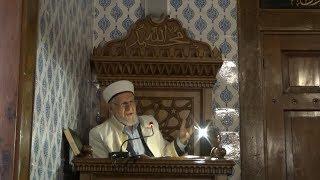 Hacı Bayram Sohbetleri (26.01.2019) Prof.Dr.M. Cevat AKŞİT Hocaefendi