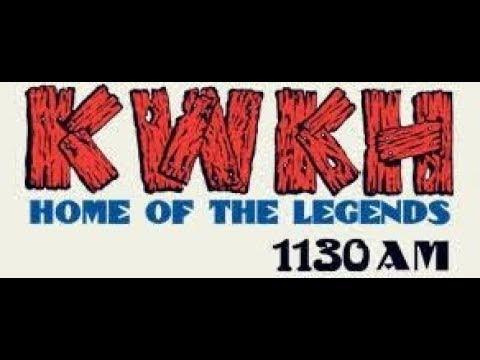 KWKH 1130 Shreveport - Shotgun Ken Shepherd - 1980