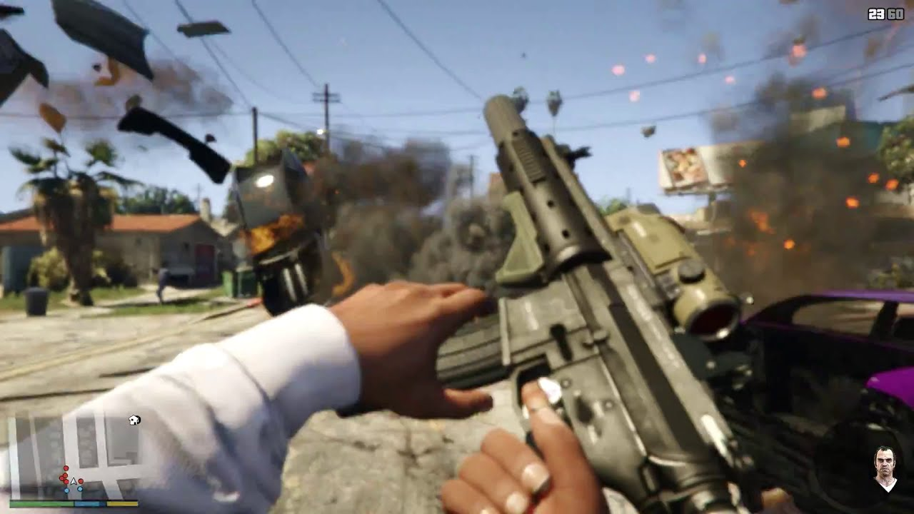 gta 5 ps4 gameplay no first person in essays
