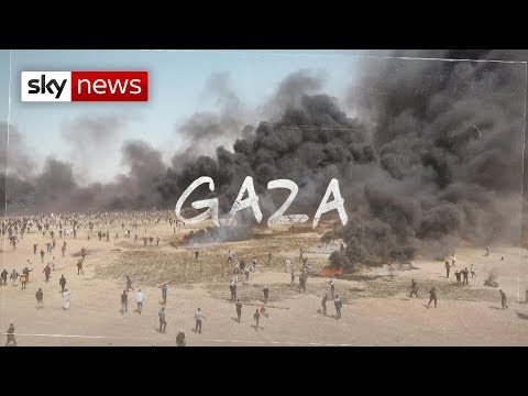 Deadly clashes in Gaza